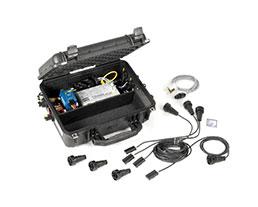 kompresor service pomiary obciążenia sieci sprężonego powietrza
