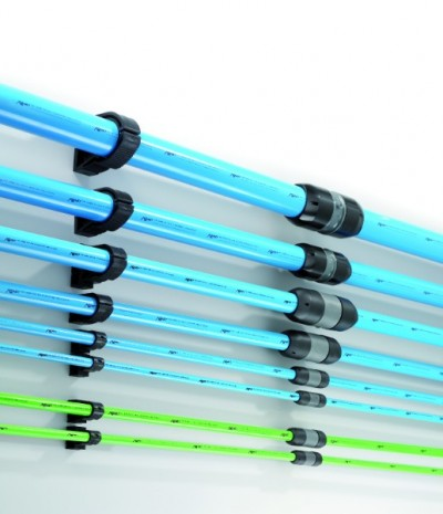 AIRnet to aluminiowy system instalacji sprężonego powietrza.